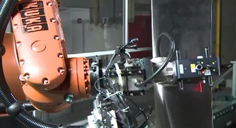 机器人非接触测量技术