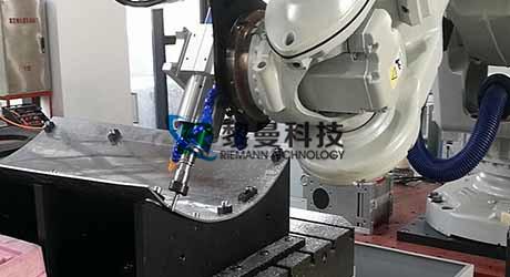 机器人智能铣削解决方案