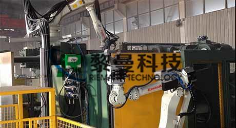 锻压铸件机器人解决方案