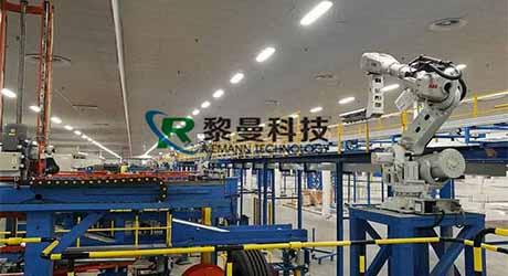工业物流机器人解决方案